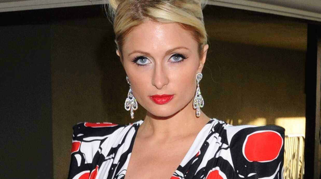 Paris Hilton va lancer sa propre ligne de soins pour la peau