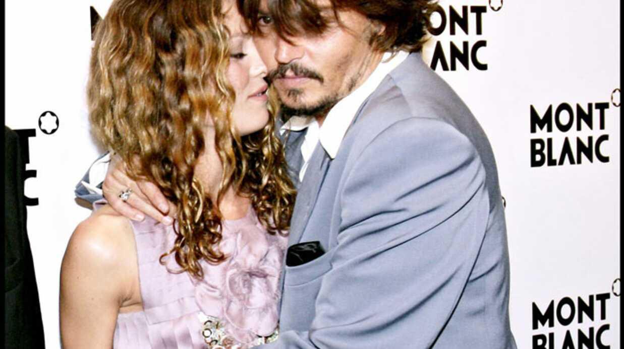 Vanessa Paradis et Johnny Depp réunis sur grand écran