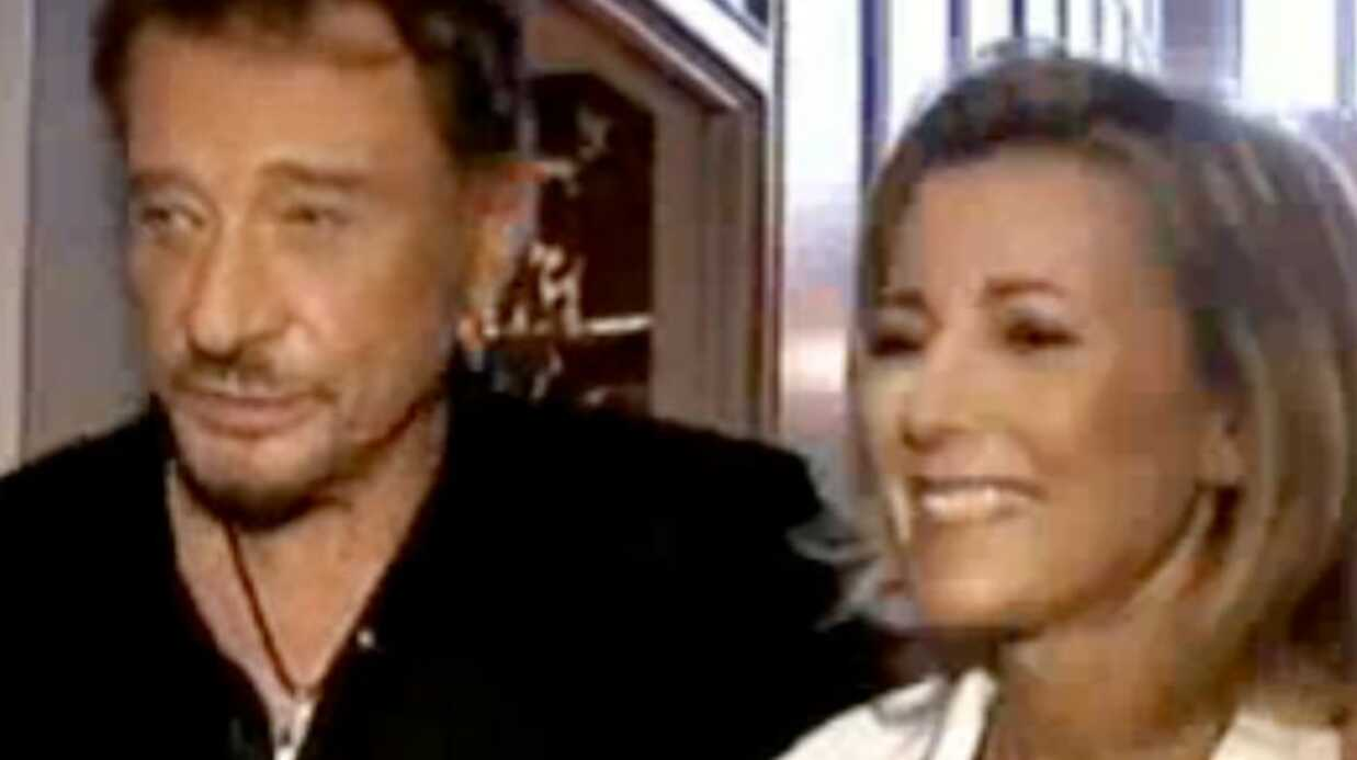 VIDEO Johnny Hally­day : son inter­view par Claire Chazal