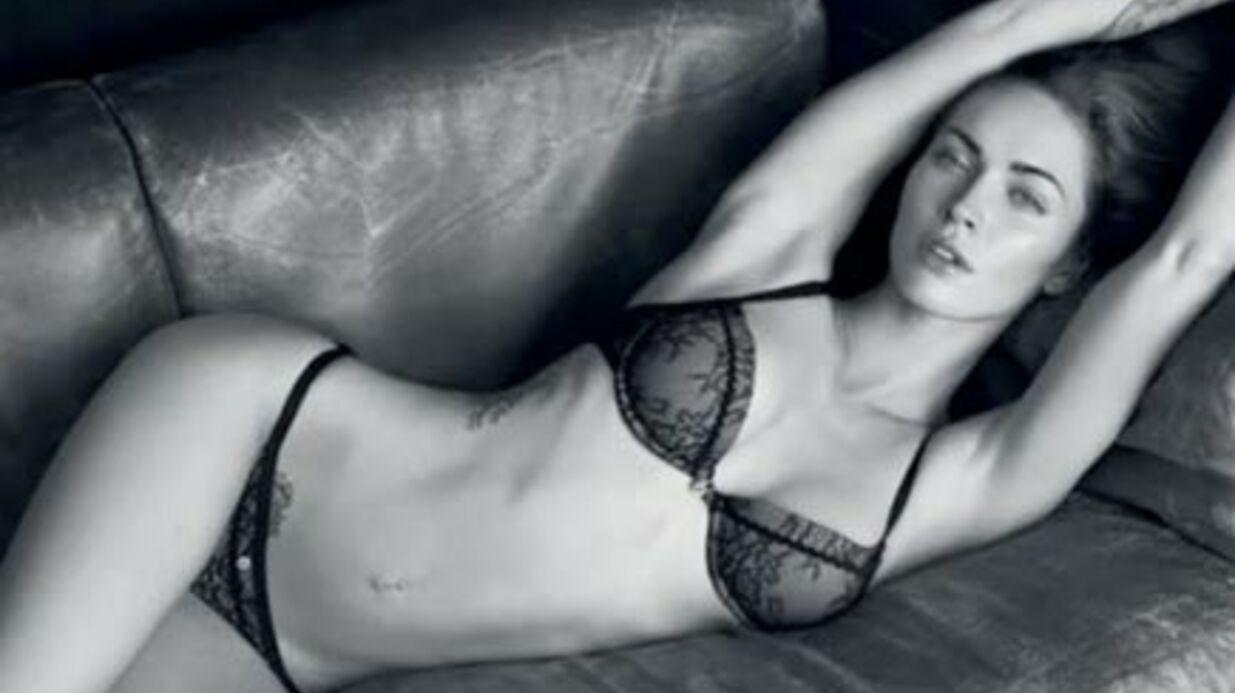 VIDEO Megan Fox très hot pour Emporio Armani