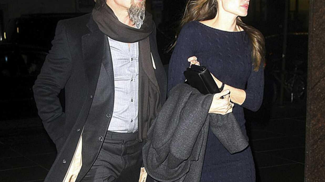 Brad Pitt et Angelina Jolie: amoureux ou séparés?