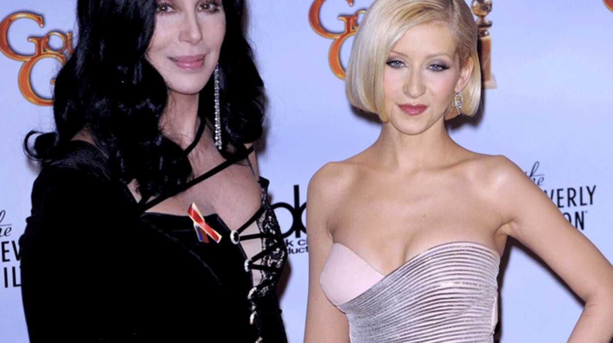Christina Aguilera – Cher: le clash