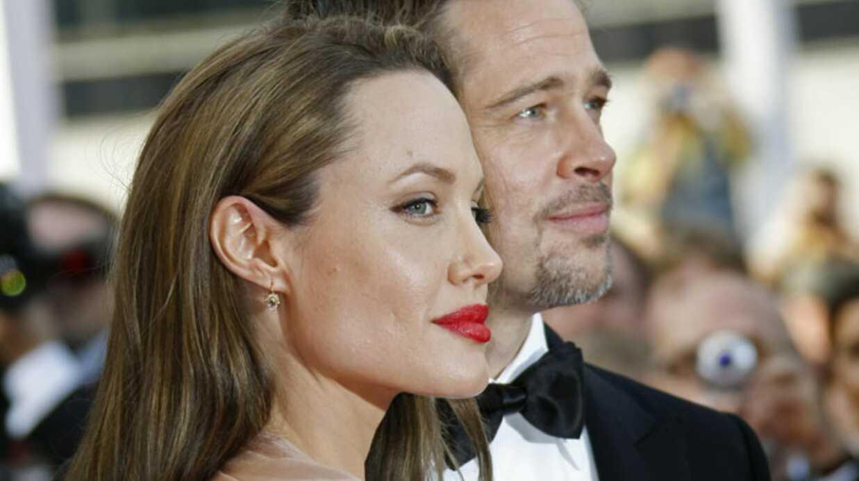 Angelina Jolie: sa déclaration d'amour à Brad Pitt