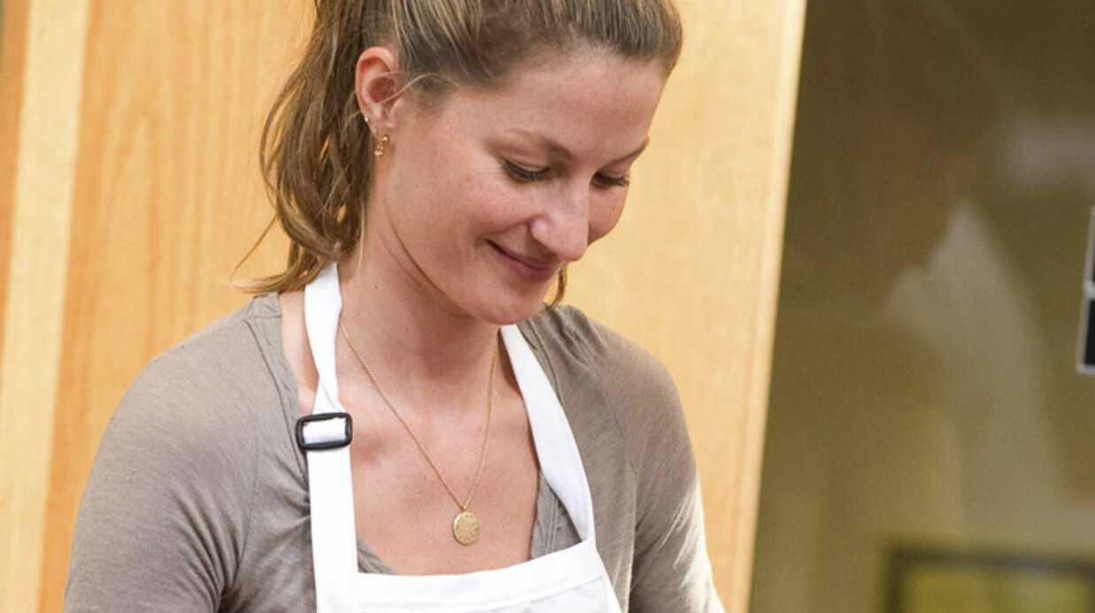 Gisele Bundchen donne la priorité à son époux