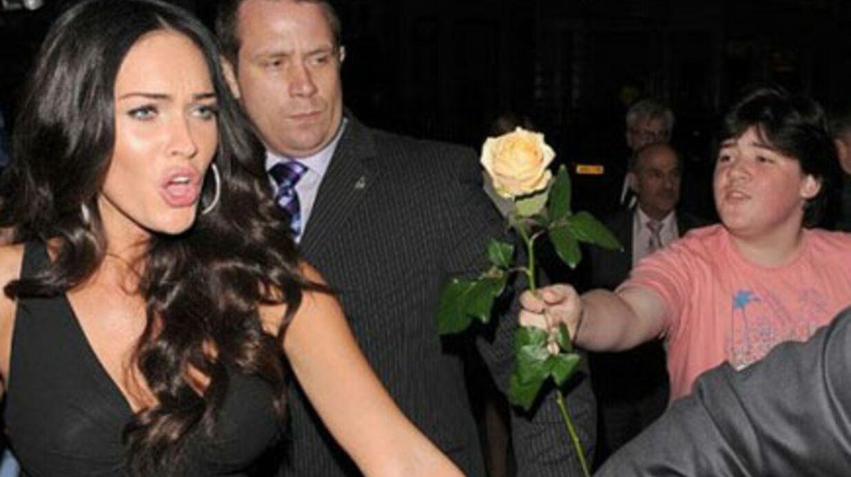 Megan Fox: 5 000 dollars de récompense pour retrouver un fan
