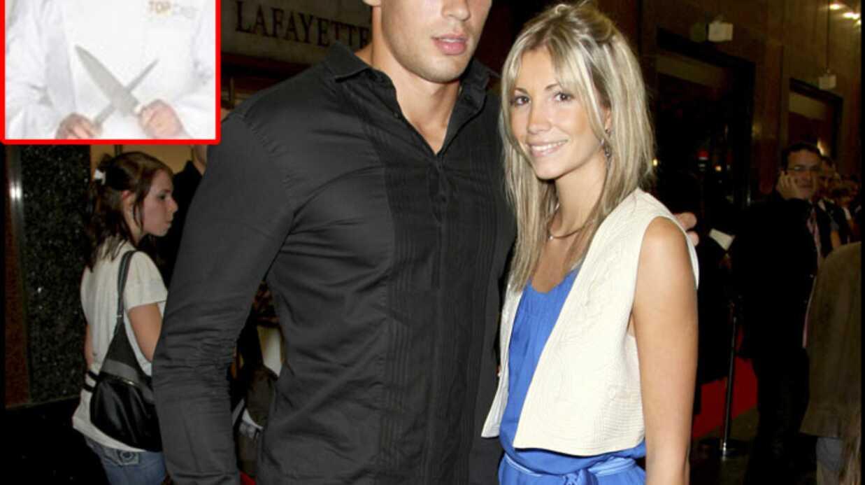 Alexandra Rosenfeld engage Pierre de Top Chef pour son mariage