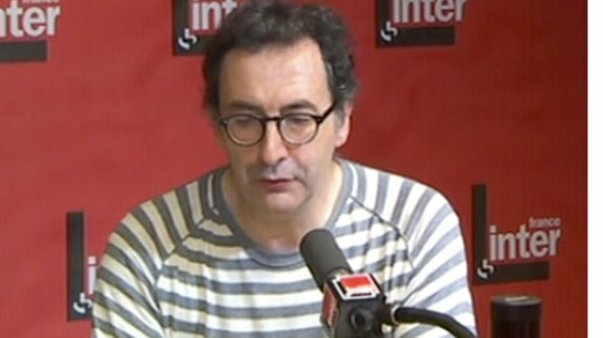 VIDEO : François Morel attaque le patron de Radio France