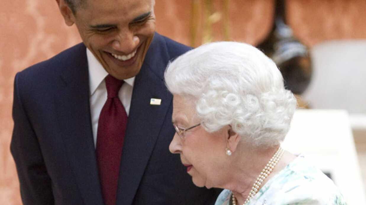 Barack Obama: la gaffe royale à Buckingham