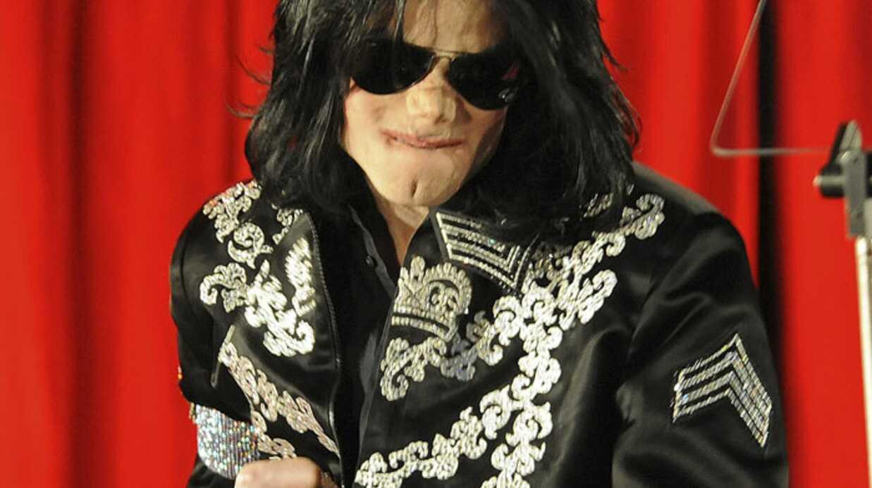 Michael Jackson veut arriver sur scène à dos d'éléphant