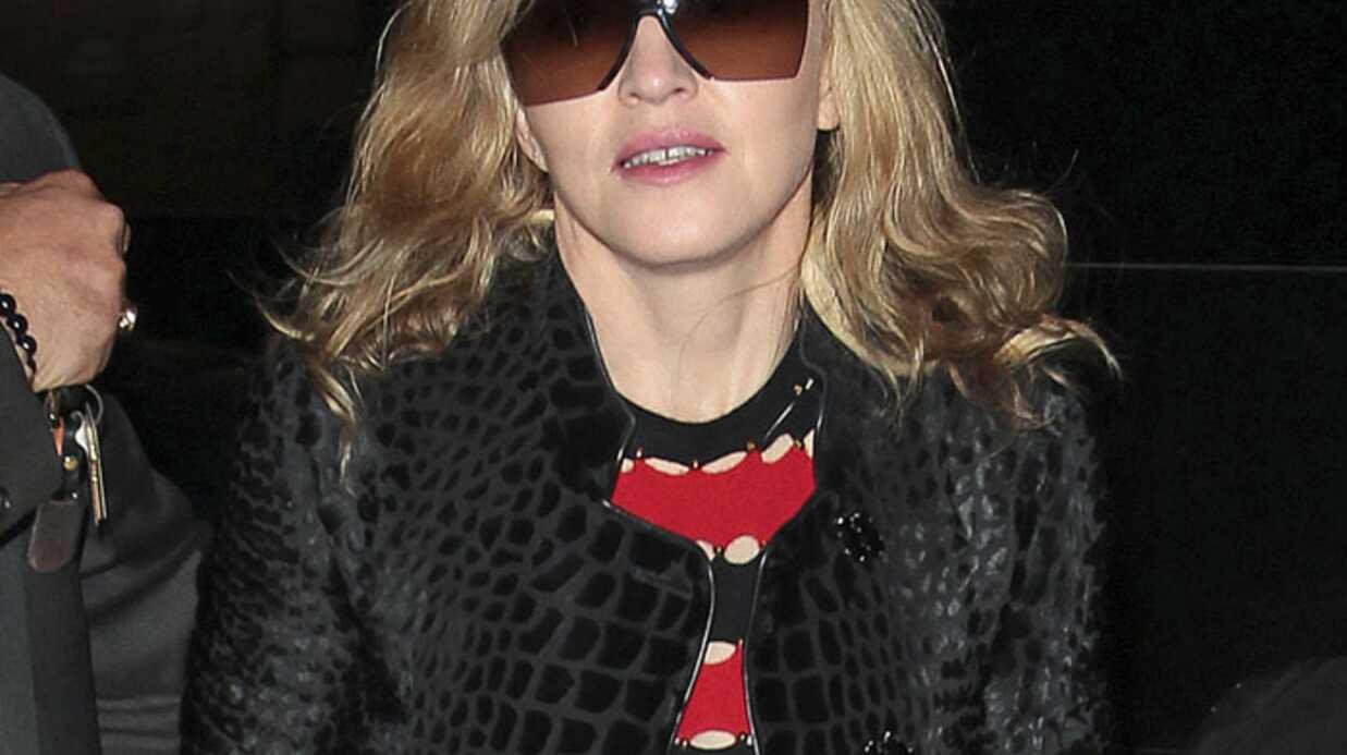 Madonna se rapproche de Guy Ritchie