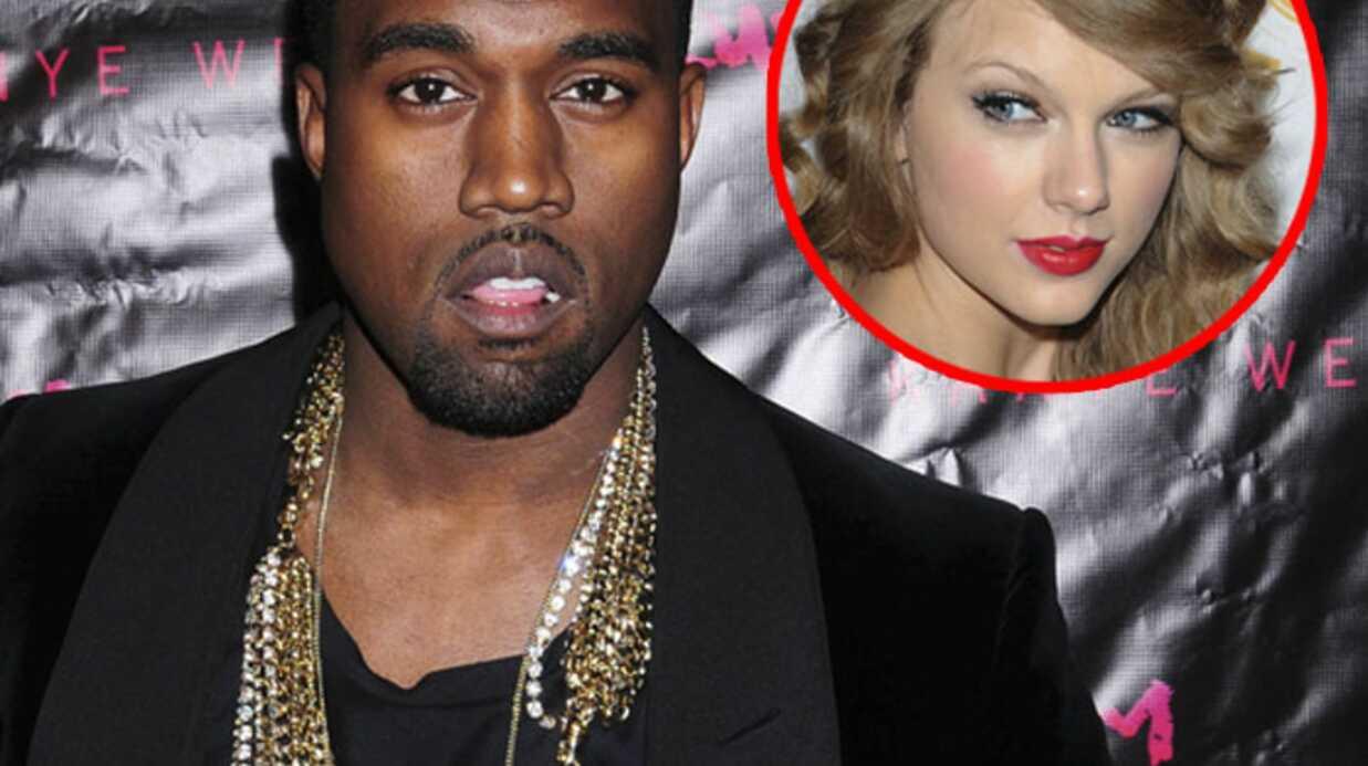 VIDEO Kanye West obsédé par Taylor Swift