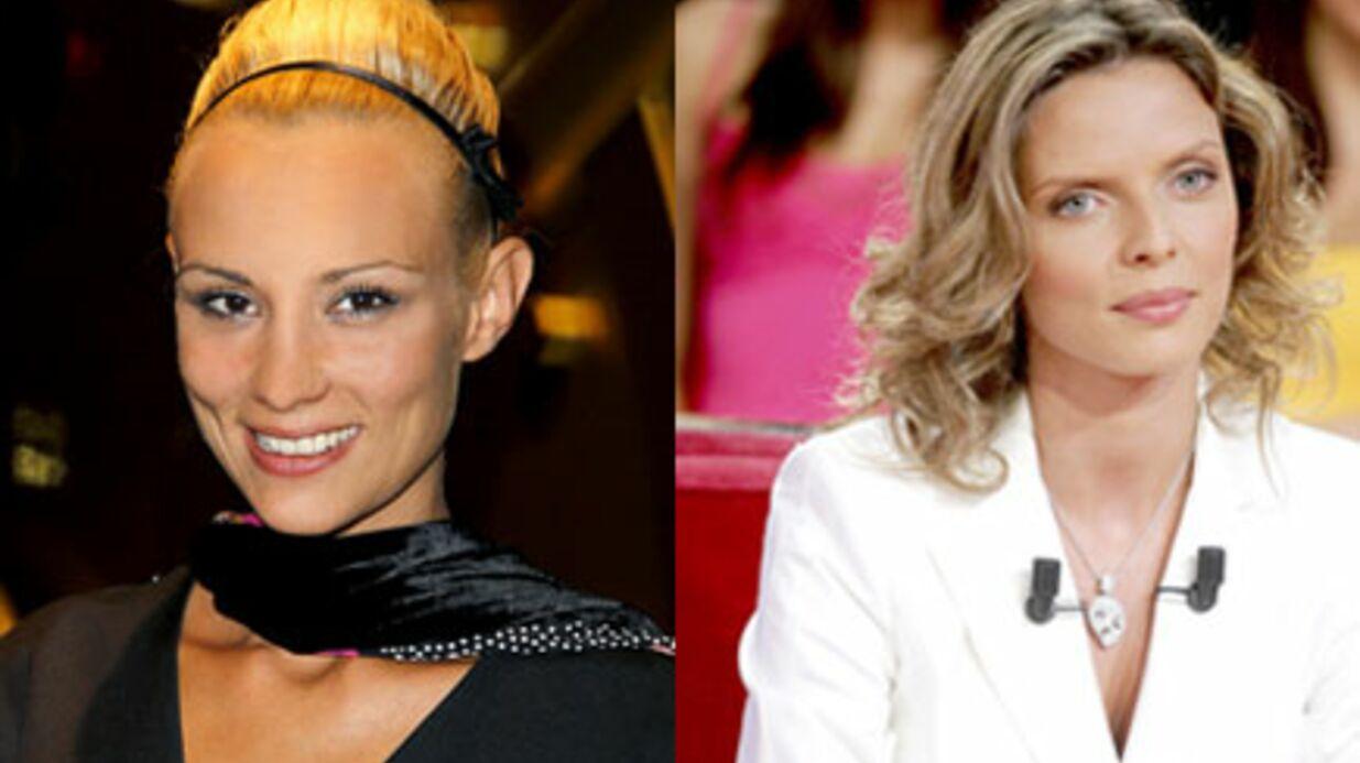 Sylvie Tellier: «Reine des opportunistes» pour Elodie Gossuin