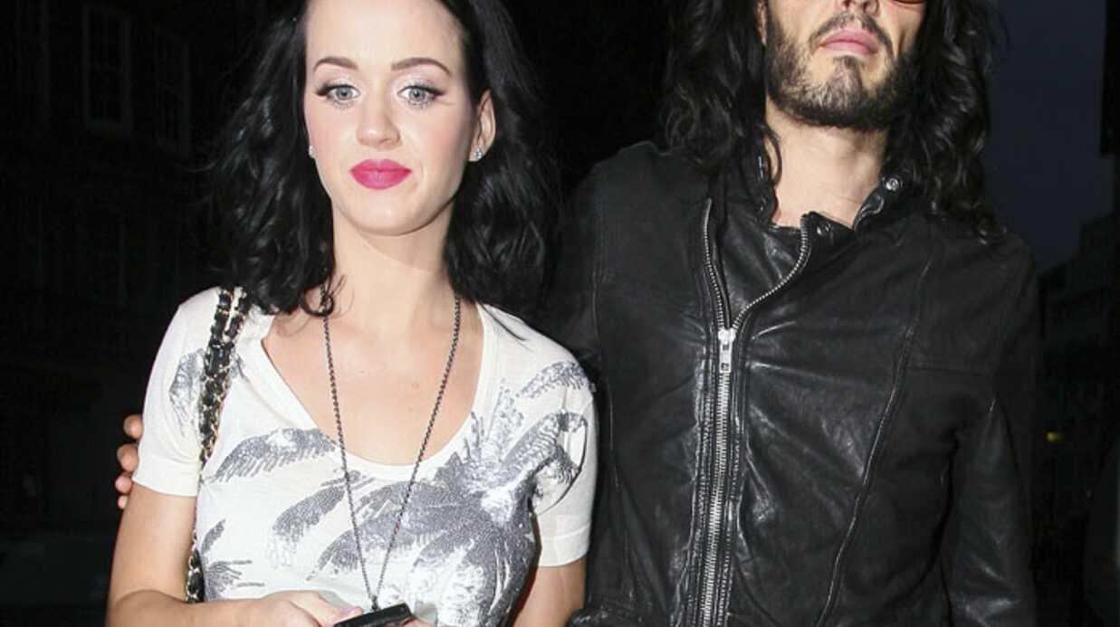 Katy Perry et Russell Brand: voyage de noces aux Maldives