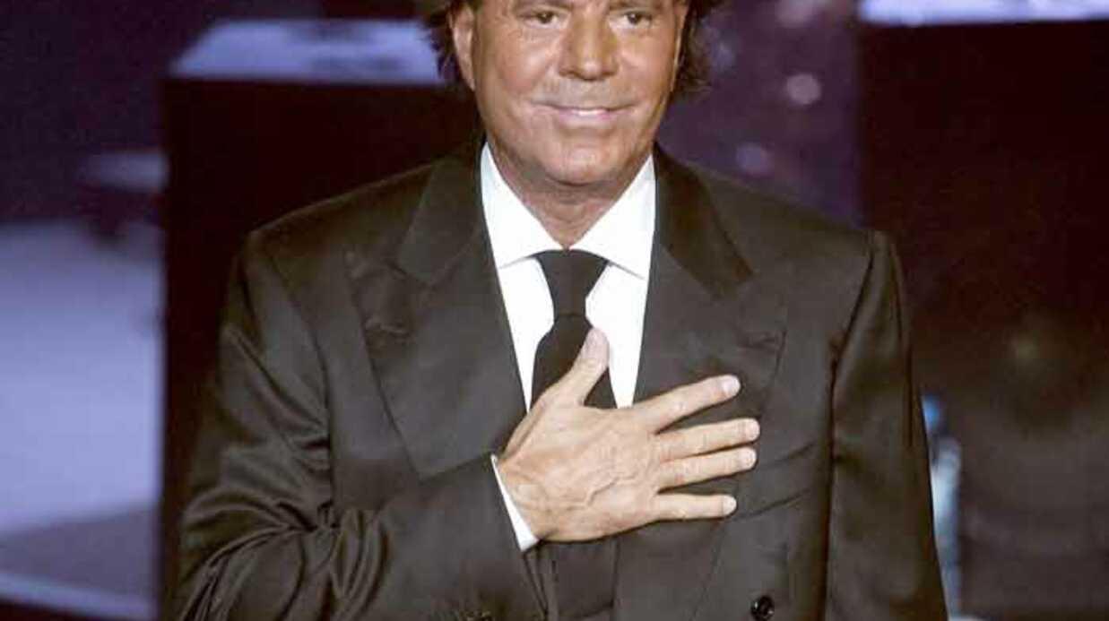 Julio Iglesias s'est marié à 66 ans