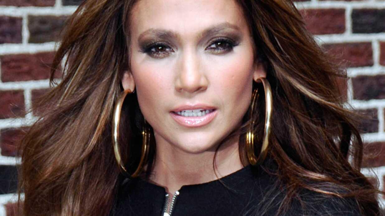 Nouvelle Star: Visite de Jennifer Lopez