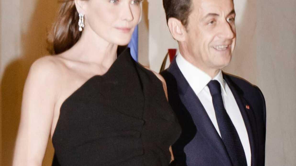 Carla Bruni parle de sa vie avec Nicolas Sarkozy