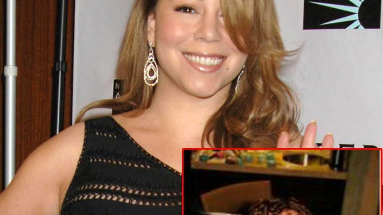 PHOTO Mariah Carey: son dessin fait un bide