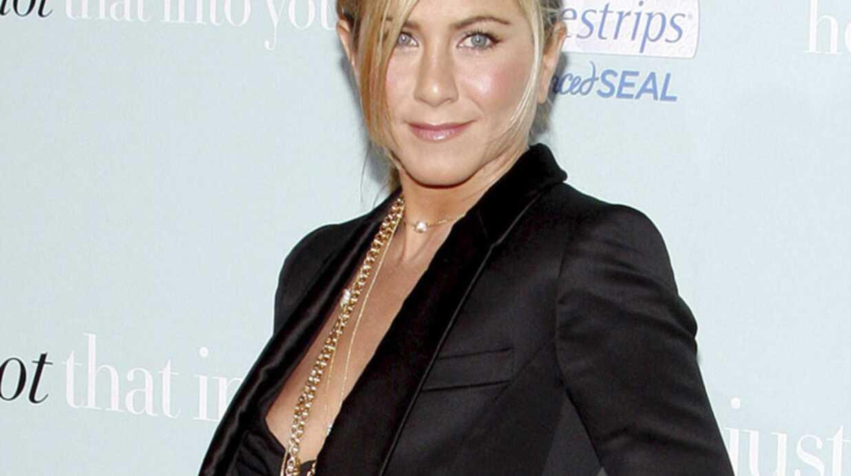 Jennifer Aniston à Paris pour la promo de  Marley & Me