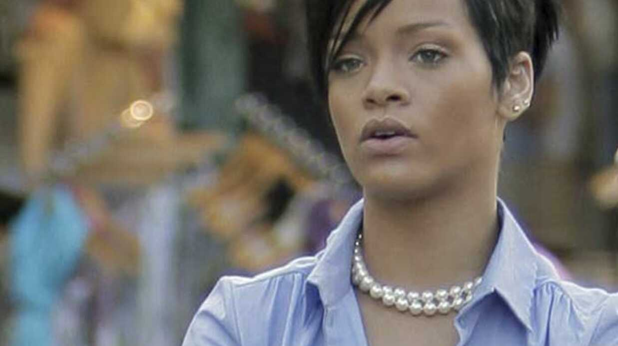 Rihanna n'est pas enceinte