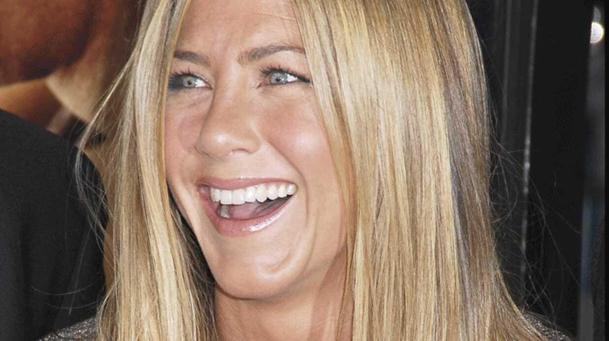Jennifer Aniston se prend pour Valérie Damidot