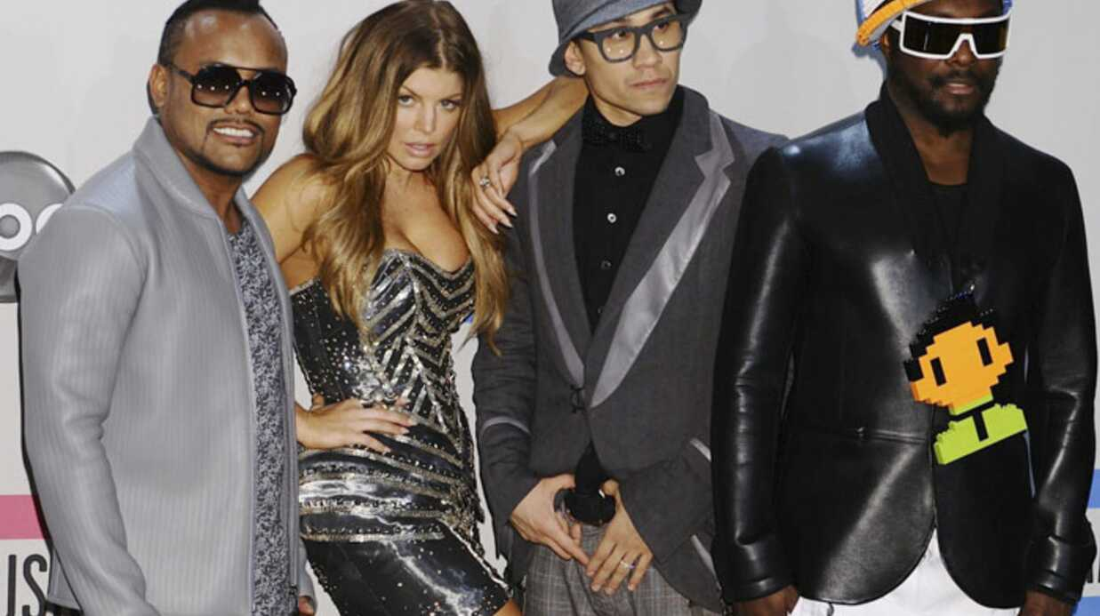 VIDEO Just can't get enough, des  Black Eyed Peas: