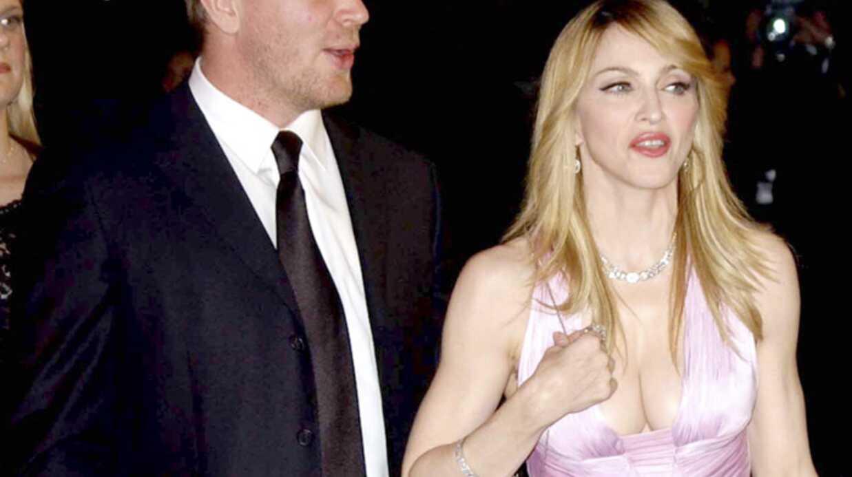 Madonna et Guy Ritchie se sont brièvement séparés