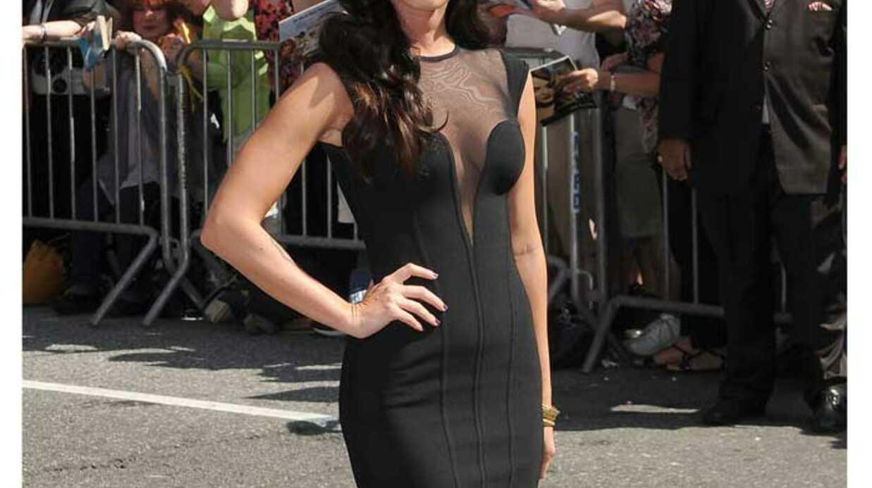 LOOK Megan Fox Hot la bombe de Transformers 2!