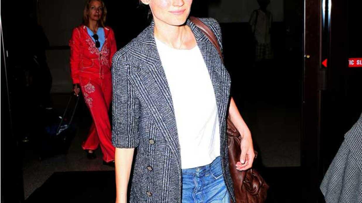 LOOK Diane Kruger se relâche après le Festival de Cannes
