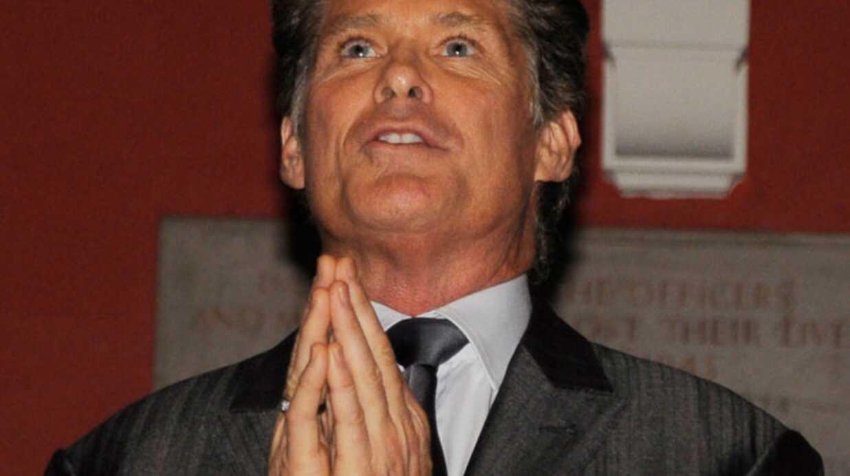 David Hasselhoff a sorti un enfant du coma