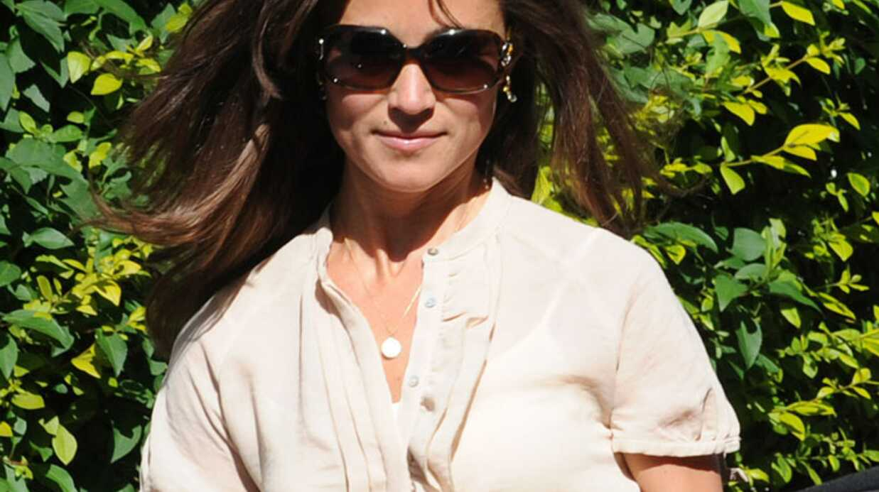 Pippa Middleton embauchée chez son ex