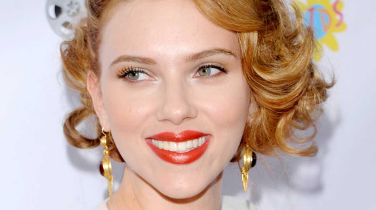 Scarlett Johansson, l'incroyable transformation