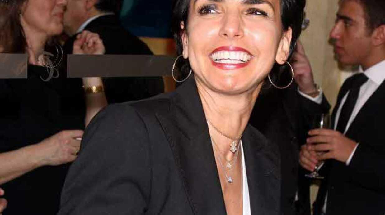 Rachida Dati était sur une liste PS en 1994