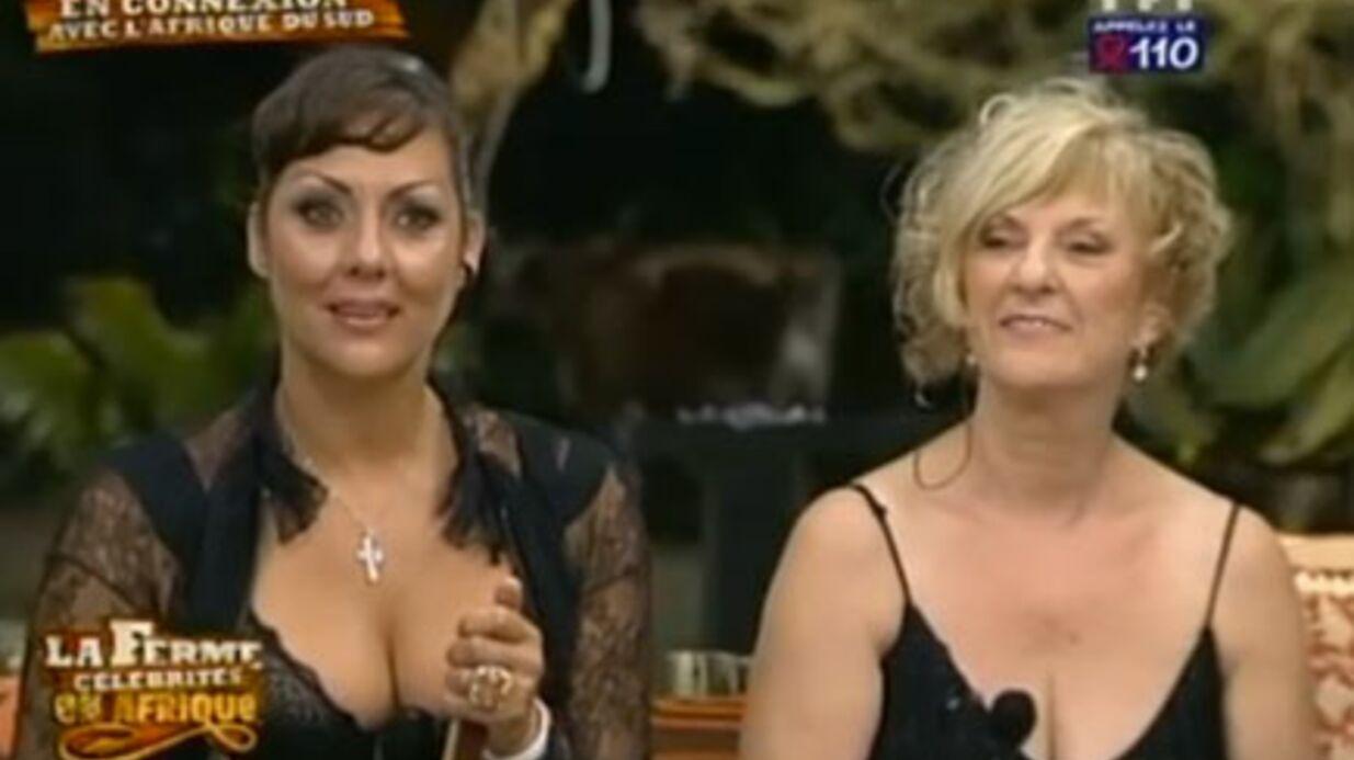 La Ferme Célébrités 3: Hermine et Claudette éliminées