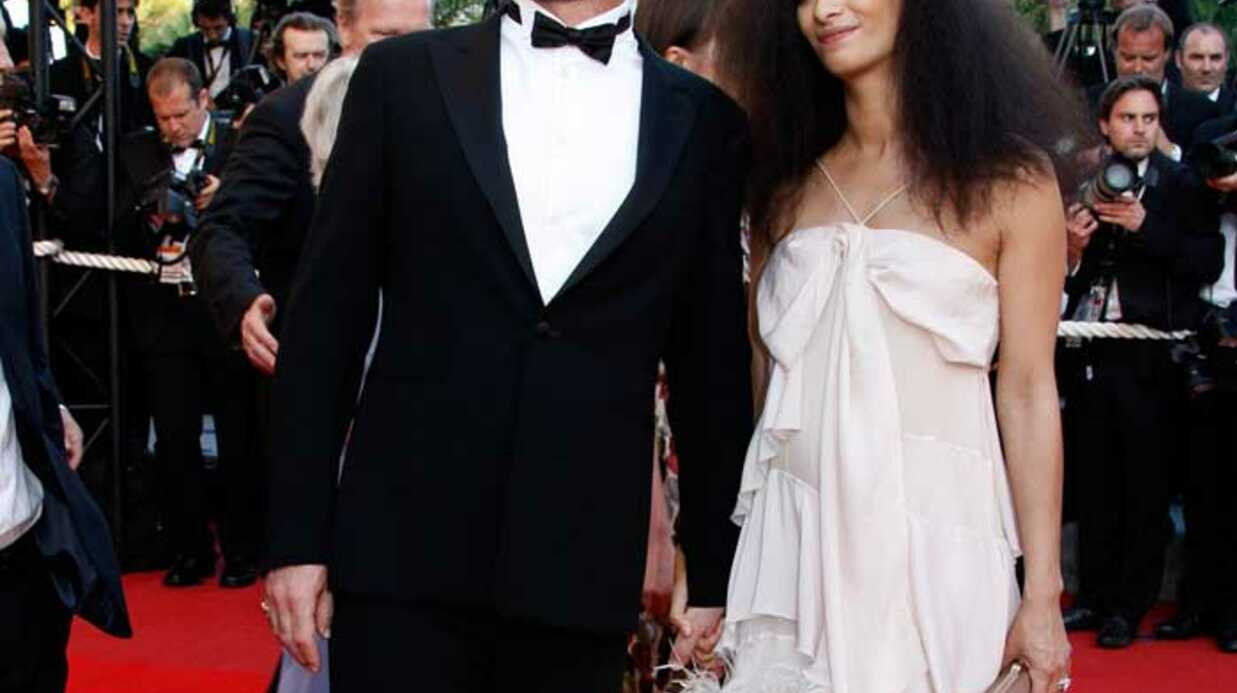 Rachida Brakni et Eric Cantona, parents d'un petit Emir