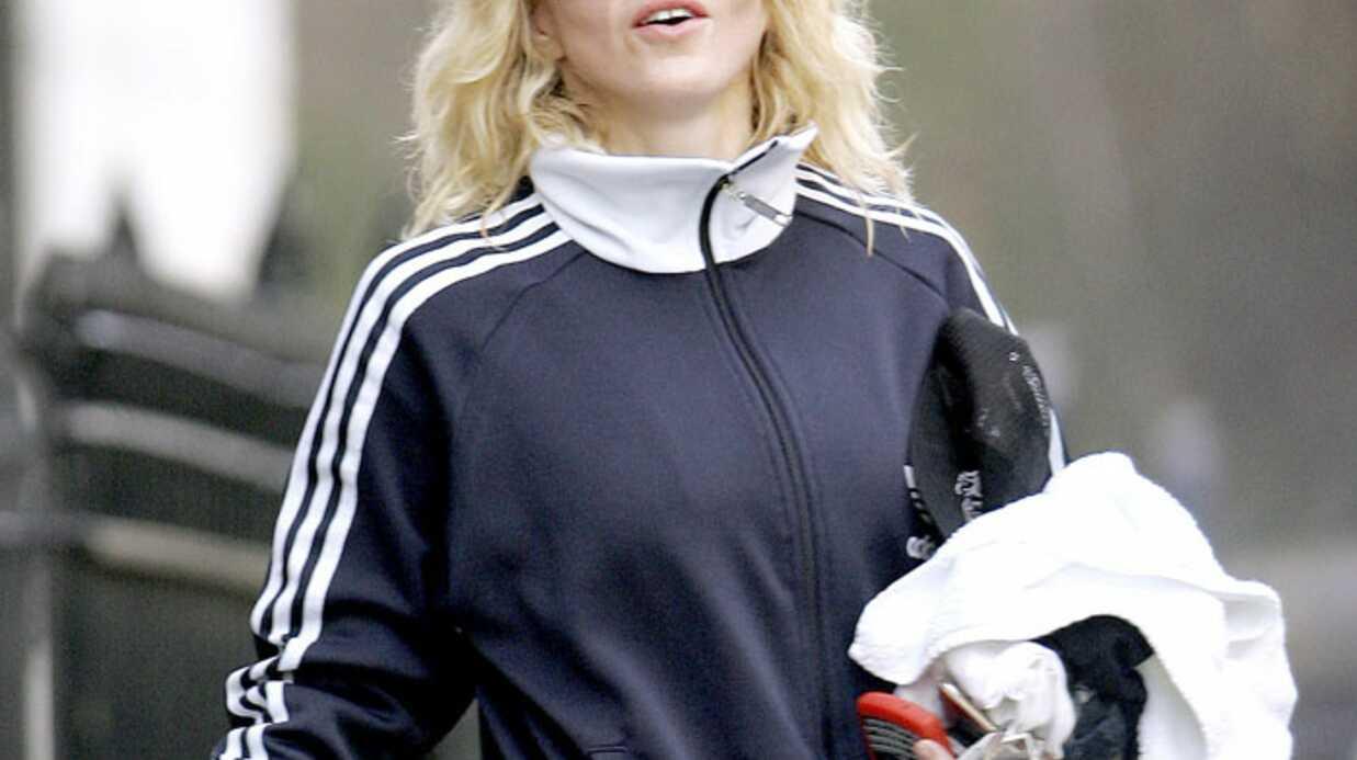 Madonna lance sa chaine de clubs de fitness
