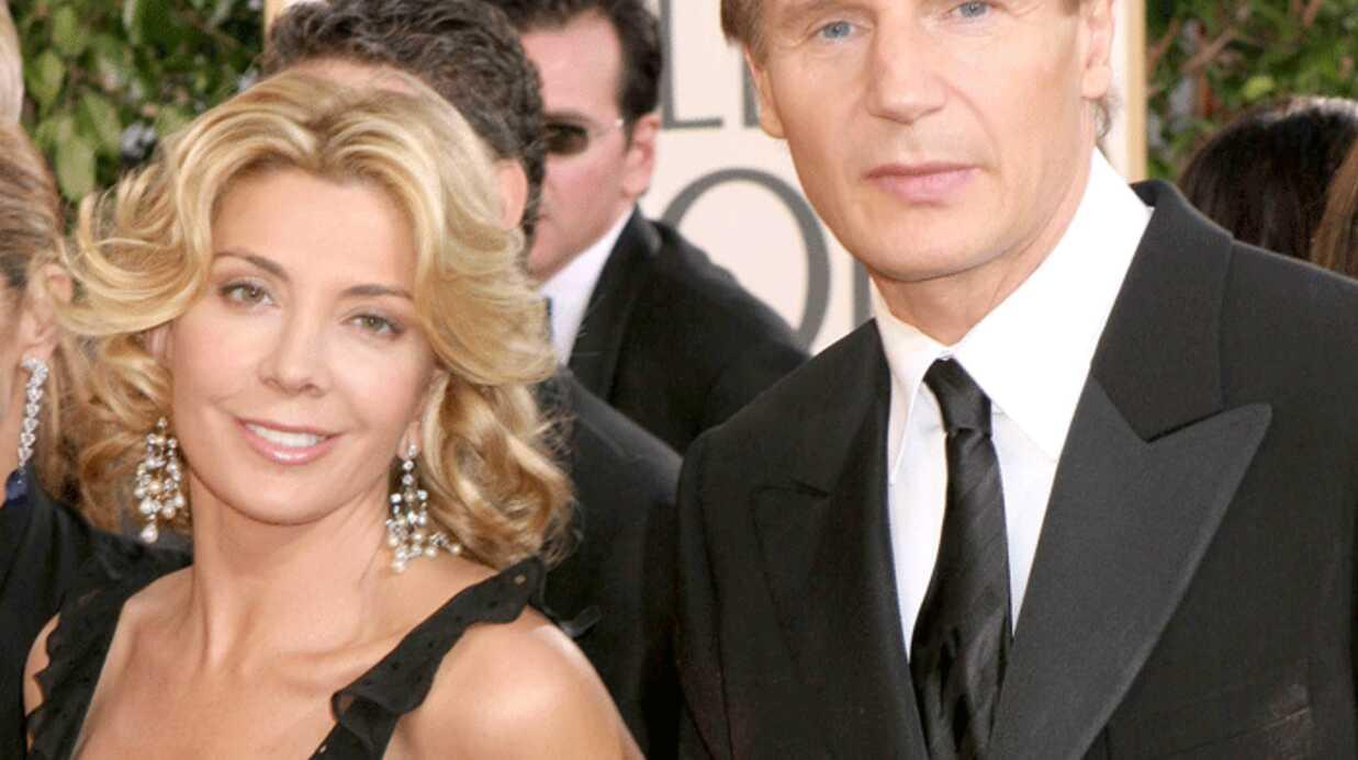Liam Neeson: sa vie après la mort de sa femme