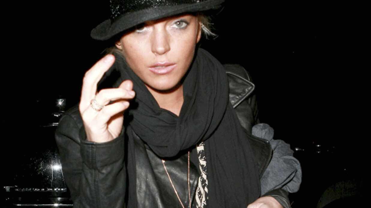 VIDEO Lindsay Lohan: le cambriolage de sa maison