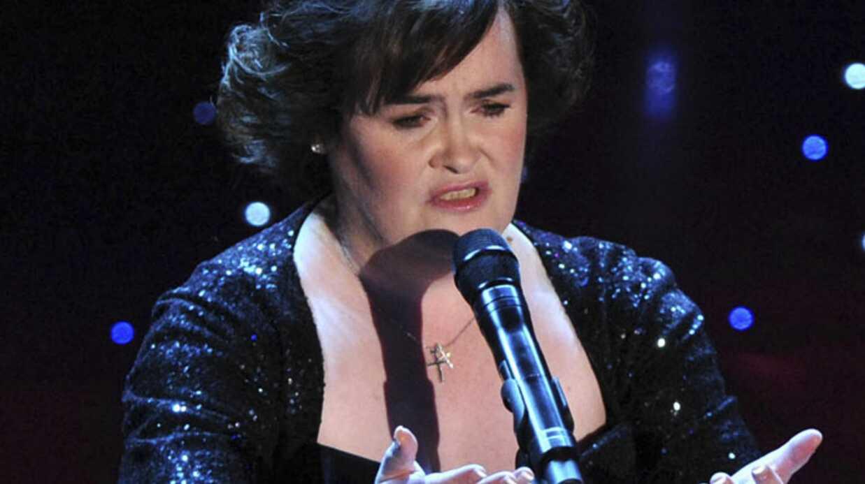 Susan Boyle: sa voix était trafiquée dans Britain's got talent