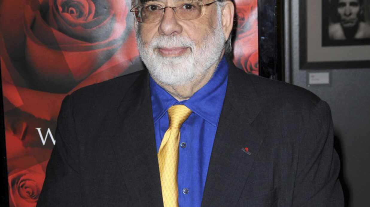 Francis Ford Coppola à la quinzaine des réalisateurs à Cannes