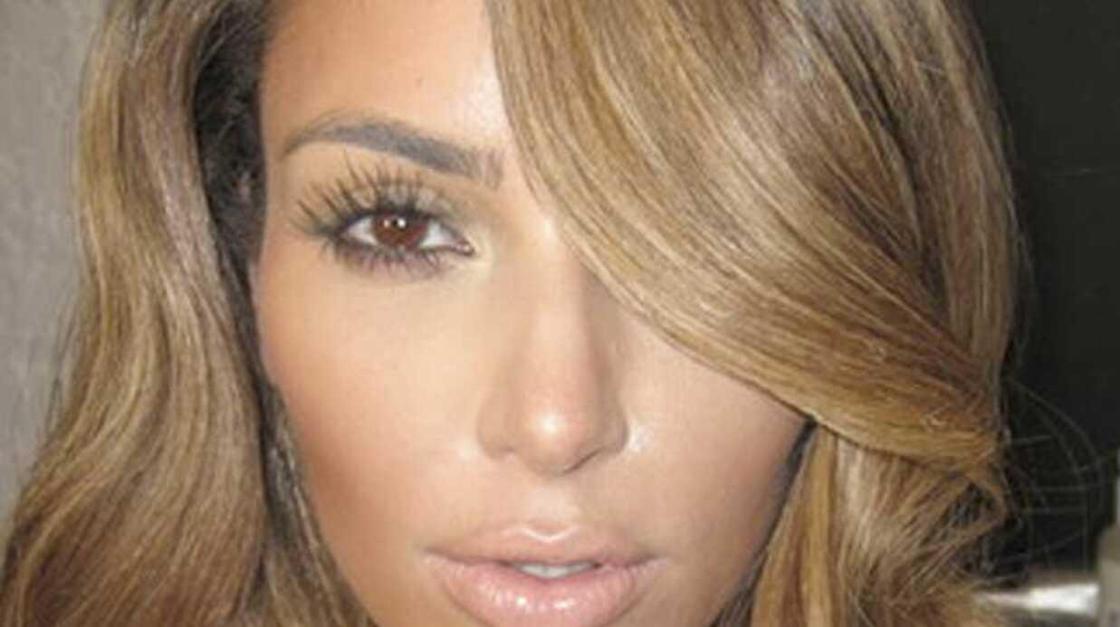 PHOTO Kim Kardashian en blonde, on dirait Jennifer Lopez