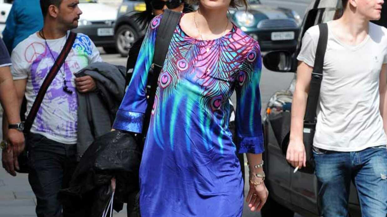 LOOK Mischa Barton frime en H&M