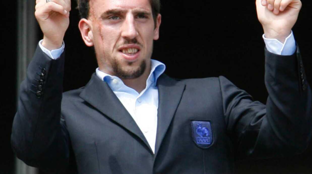 Affaire Ribéry: Nike soutient toujours son footballeur