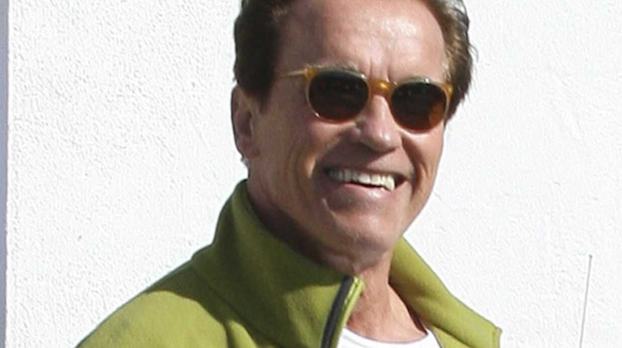 Arnold Schwarzenegger prêt pour Terminator 5