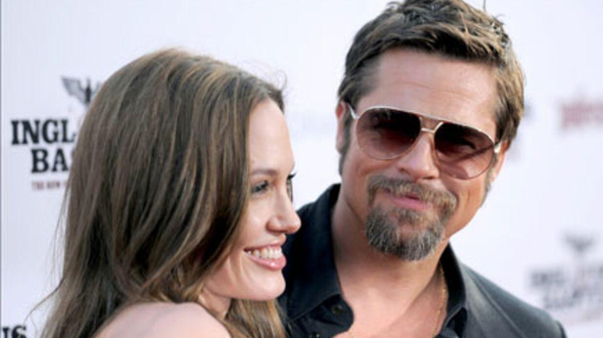 Angelina Jolie – Brad Pitt: 100 000 $ pour les enfants défavorisés