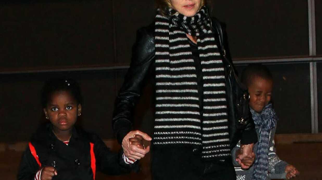 Madonna: des cadeaux de Noël pour les orphelins du Malawi