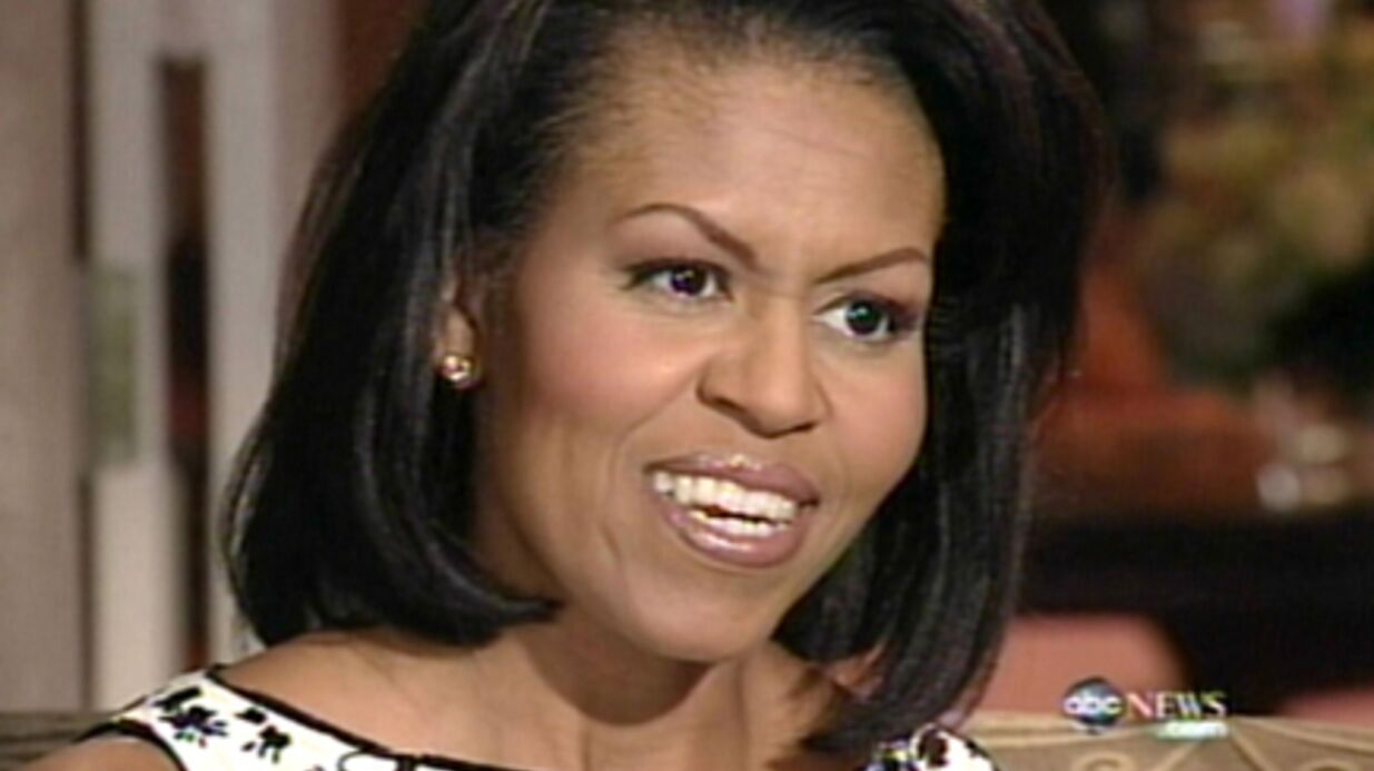 Michelle Obama fan de Nouvelle Star