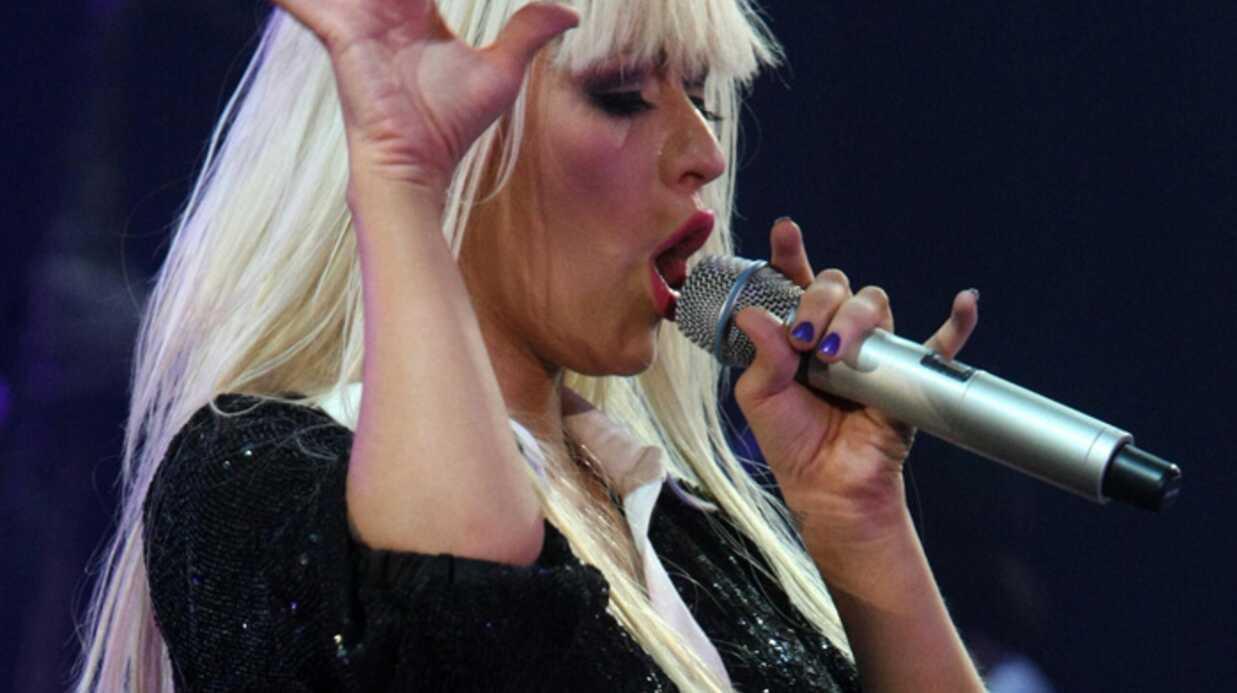 AUDIO Découvrez Spotlight le nouveau titre de Christina Aguilera