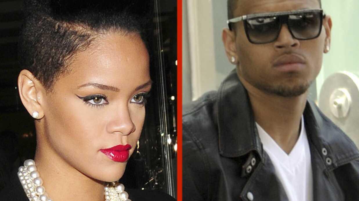 Rihanna: une nuit à l'hôtel avec Chris Brown