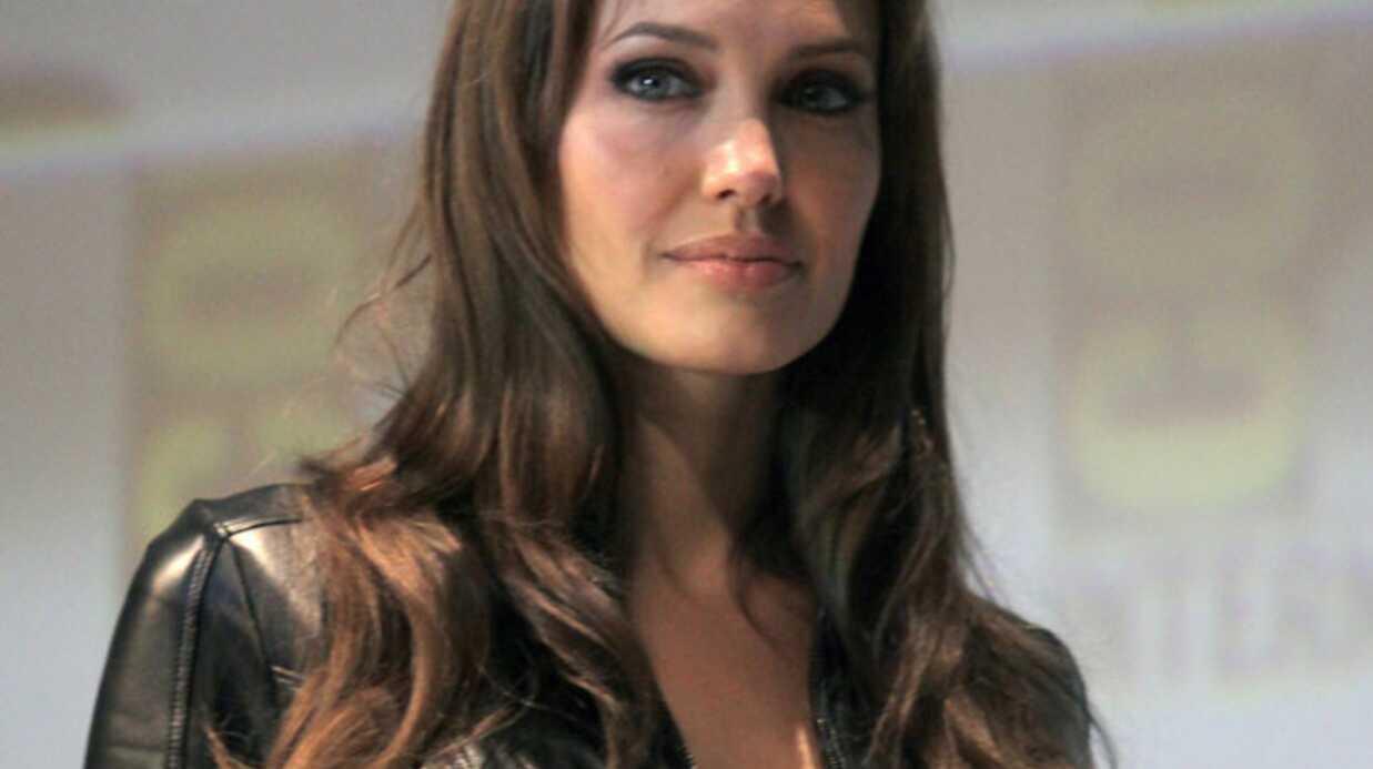 Angelina Jolien'a jamais voulu être une James Bond girl