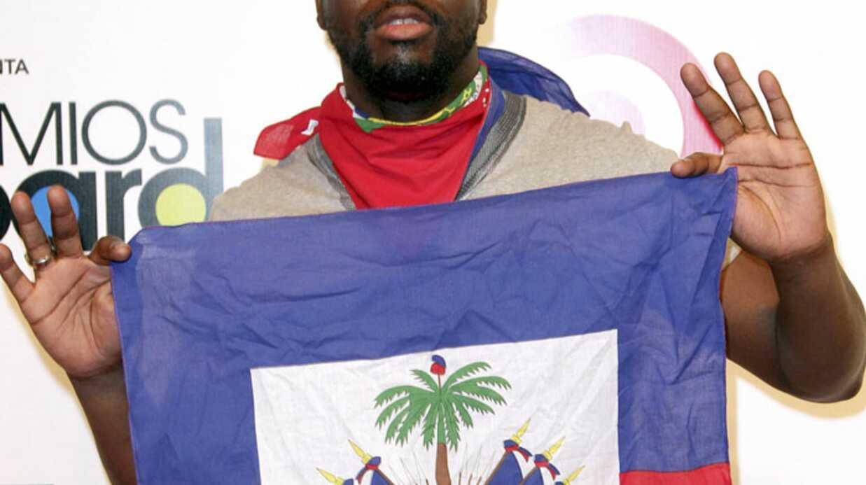 Wyclef Jean des Fugees prochain président d'Haïti?
